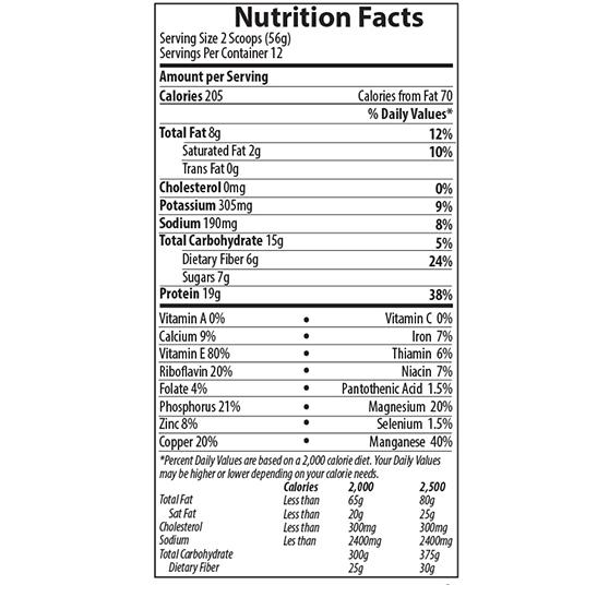 Almond Protein Powder VANILLA