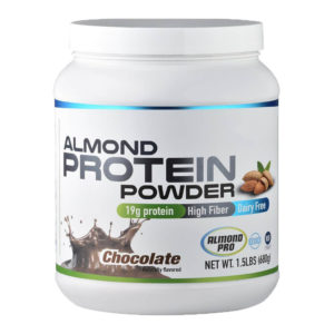 Whey Protein Almond vegan CHOCOLATE