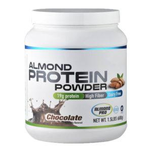 Whey Protein Almond vegan CHOCOLATE