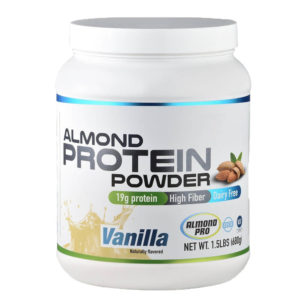 Almond Protein Powder Vainilla